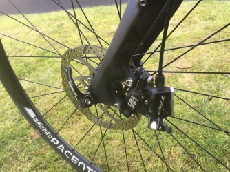 TRP Hy/Rd front disc brake